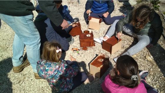 Actividades educativas para niños