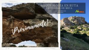 ARQUEOLOGÍA EN RUTA, CONOCIENDO LA HISTÓRIA